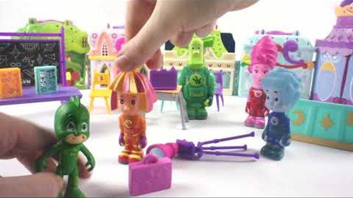 Видео про игрушки. #Фиксики идут в в планетарий!