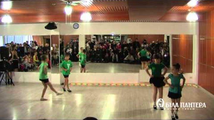 """Ірландські танці в школі танцю """"Біла пантера"""""""