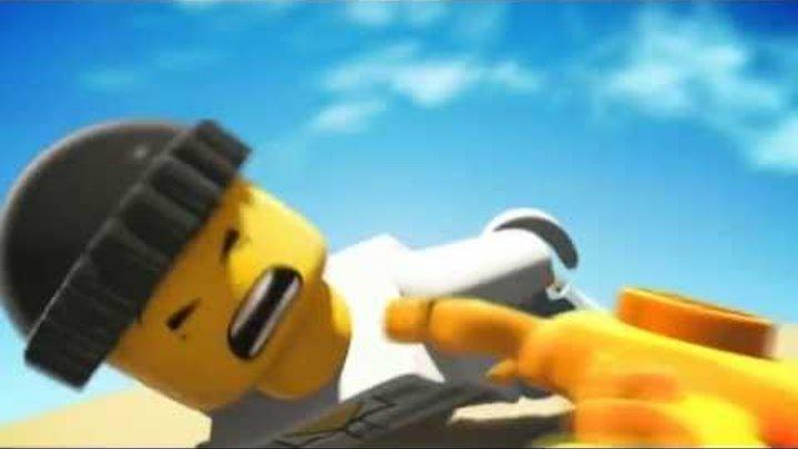 Игрушки Лего Сити - опасный груз (Лего Город - Lego City)