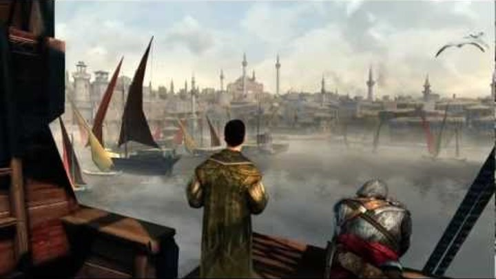 Assassin's Creed Revelations - Окончание Эры