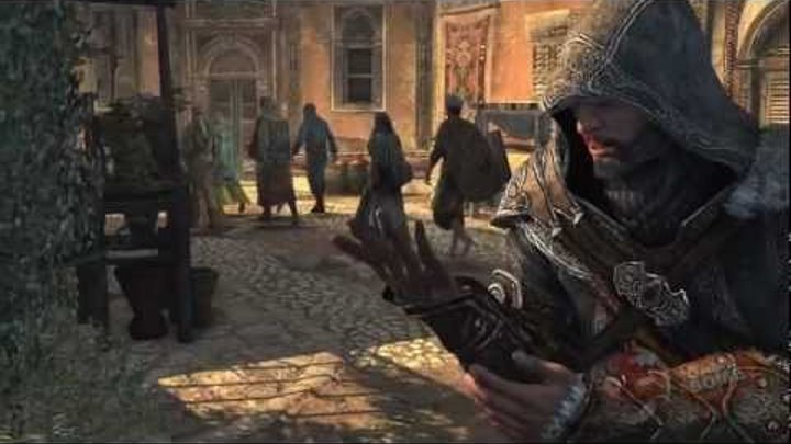 Assassin's Creed Revelations — Крюк (HD) на русском