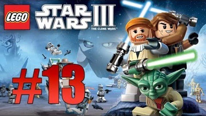 Lego Star Wars 3: The Clone Wars - Ch. 6 Liberty on Ryloth (Asajj Ventress) - Part 13