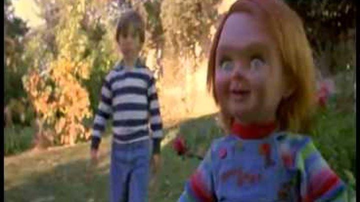 Кукла Чаки детская игра 2часть 19