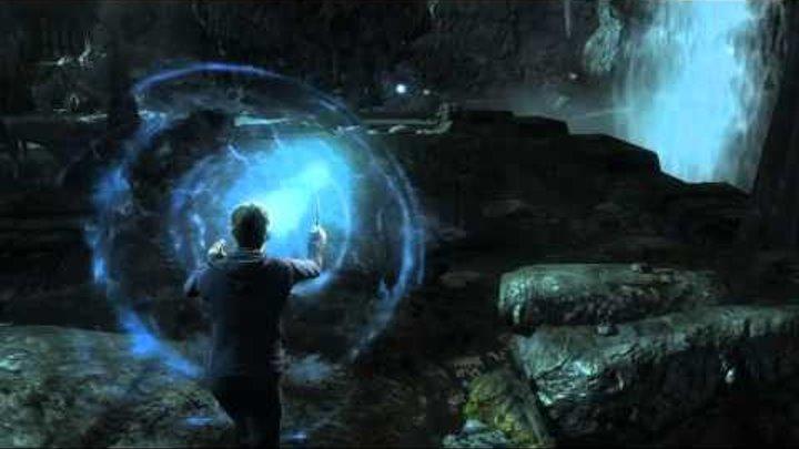 Часть 1 прохождение Гарри Поттер и дары смерти (часть2)