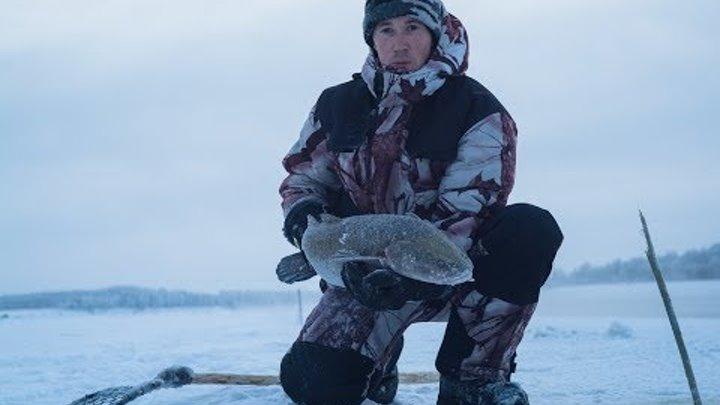 Рыбалка 2018. Ловля налима зимой на блесну