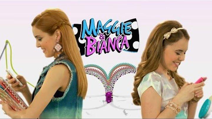 Мэгги и Бьянка в Академии Моды   Музыкальная тема