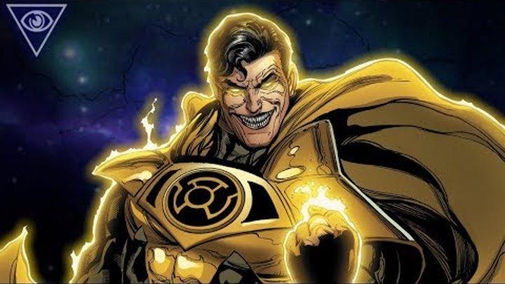 Злой Супермен: ПАРАЛЛАКС поглотил СУПЕРМЕНА! Чего боится Супермен? \ DC Comics. Сюжет комикса. Ч.1