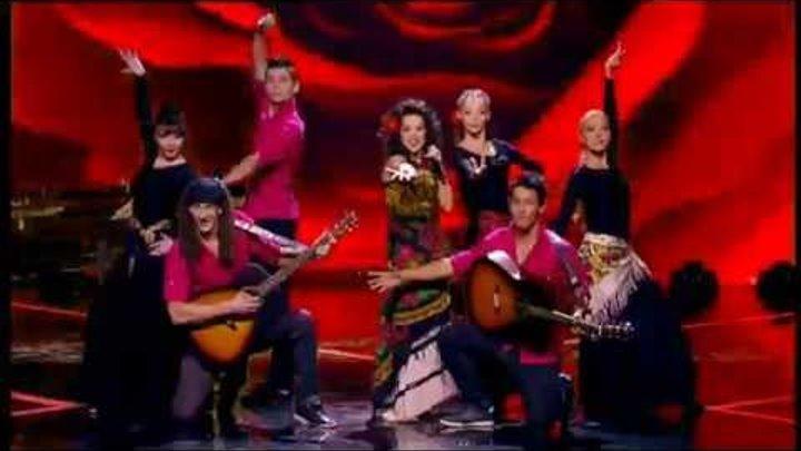 """Диана Хашимханова. Maywood - """"Pasadena"""". X Factor Казахстан. Второй концерт. 11 серия. 5 сезон."""