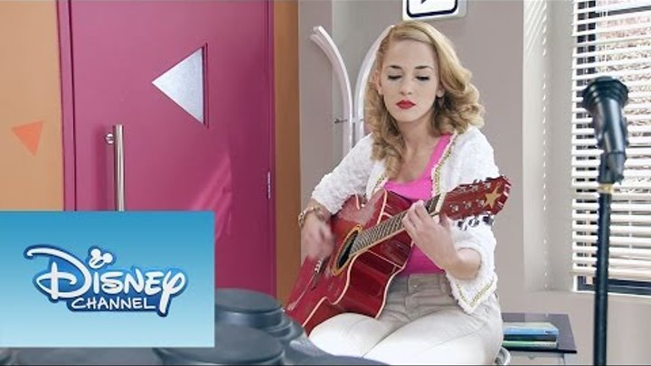 """Violetta: Momento Musical: Ludmila interpreta """"Más que dos"""""""