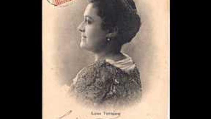 Gounod - Roméo et Juliette - Je veux vivre - Luisa Tetrazzini (1908)