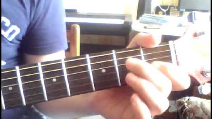 Последний бой (Аккорды на гитаре)