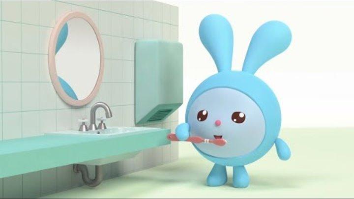 Малышарики - Новые серии - Милый крошка - Развивающие мультики для самых маленьких