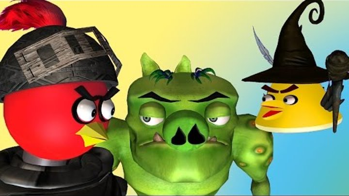ANGRY BIRDS EPIC ♫ 3D animated spoof trailer ☺ FunVideoTV - Style ;-))
