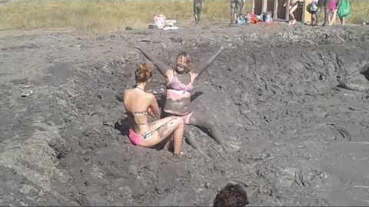 Кучугуры, грязевой вулкан, лечебная грязь
