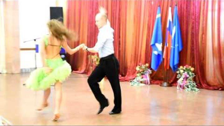 "Студия бального танца ""Фантазия"", ЦДК 27 06 2016"