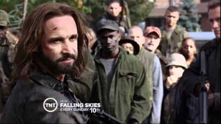 Промо-ролик к эпизоду 1.03 «Prisoner Of War»