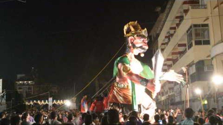 Индийский праздник Хэппи Дивали. Мапса. Гоа