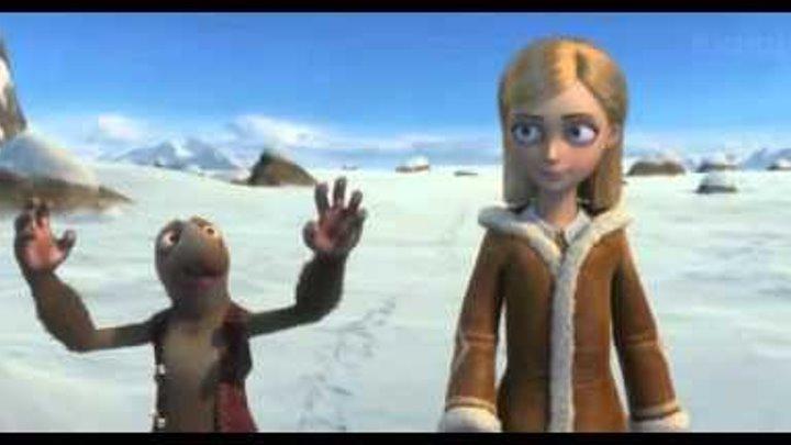 мультфильм Снежная королева (трейлер) 2012