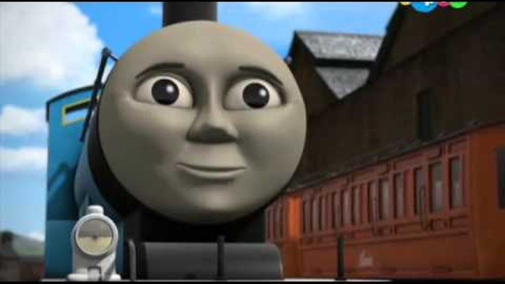 Томас и его друзья Старый добрый Эдвард 18 сезон 1 серия