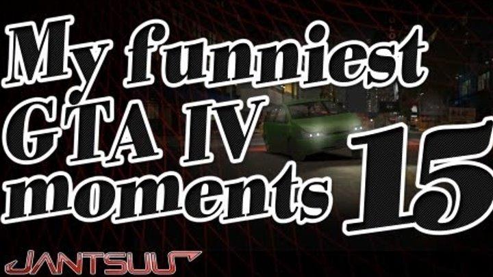 My funniest GTA IV PC moments 15