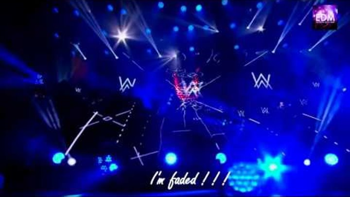 FADED - WHERE ARE YOU NOW - ESUB - Alan Walker