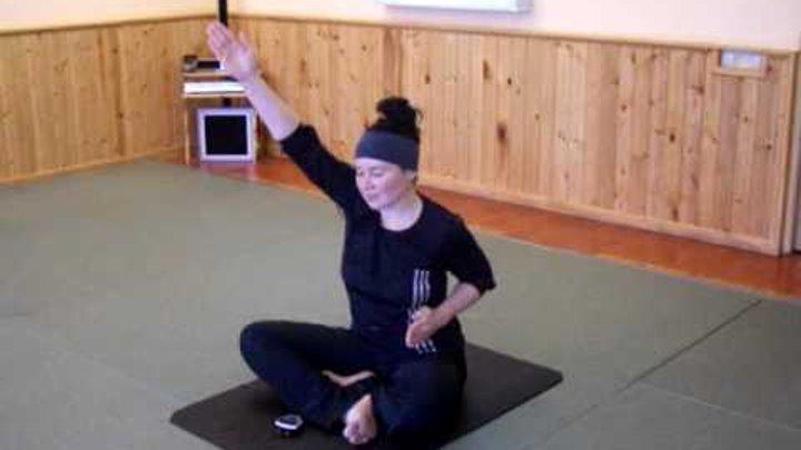 Кундалини йога. Упражнения. Видео