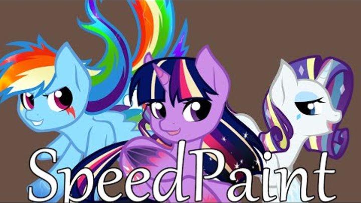 Chibi Rainbow Power - Part 2