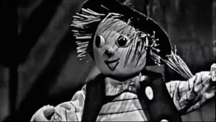 Волшебник Изумрудного города. 1 серия (1969). Кукольный фильм-спектакль   Золотая коллекция