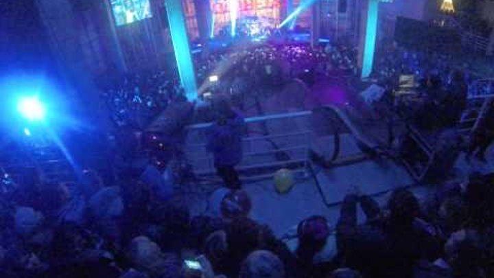 Концерт Нюши в Уфе на открытие Аквапарка ТРК Планета