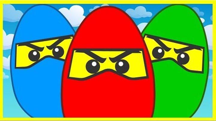 Лего Ниндзяго - Небесные Пираты - Призрачная армия - Киндер Сюрприз - Lego Ninjago