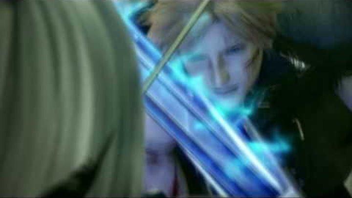 Final Fantasy VII Advent children / Последняя фантазия VII: Дети пришествия