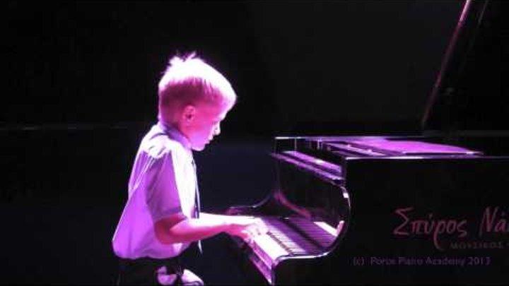 Poros Piano Academy 2013 - Cesar Cui - Roman Sosnin