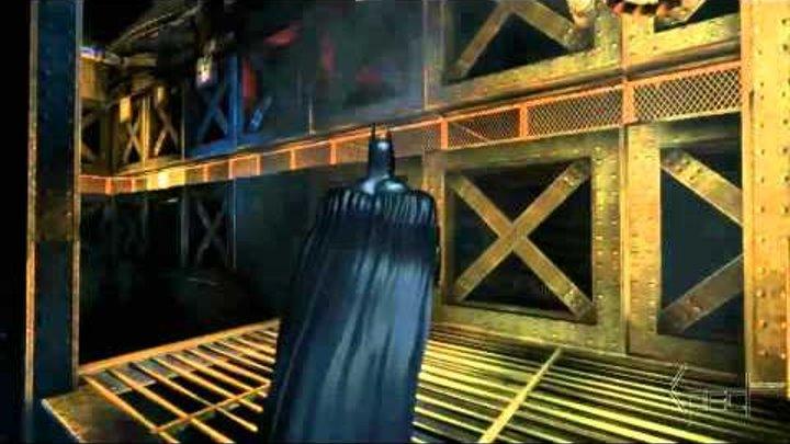 Прохождение Игры Batman Arkham Asylum (часть 2) Крест