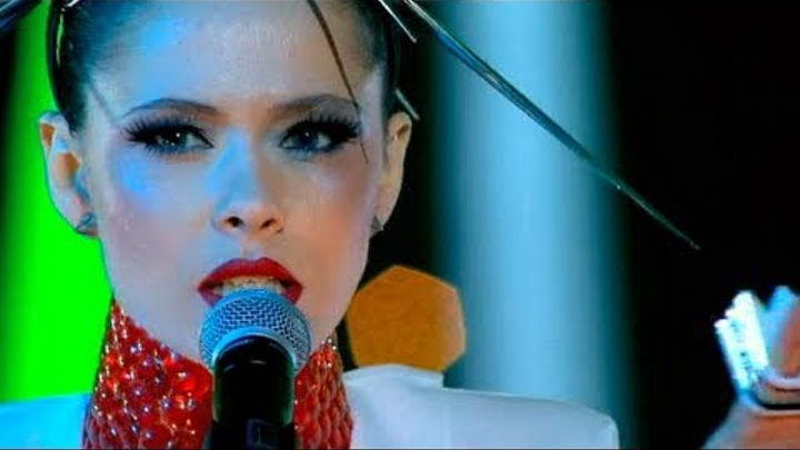 """The HARDKISS performs Make-Up and Dance at the """"Телетриумф"""""""