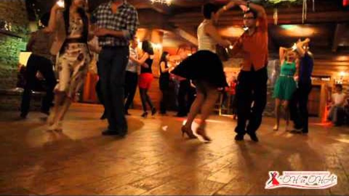 Танцевальный Уик-энд Зюраткуль февраль 2015 г.
