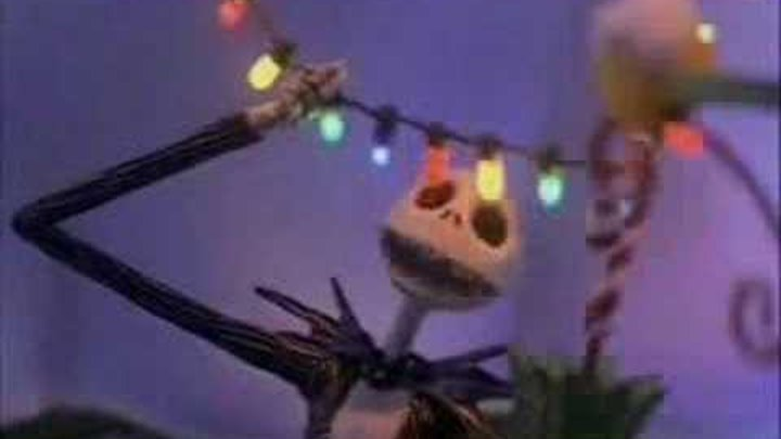 The Nightmare Before Christmas-What's This-Fall Out Boy