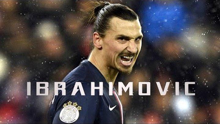 Zlatan Ibrahimovic • İmkansız Goller • HD • 2016