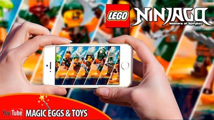 #ЛЕГО #НИНДЗЯГО Небесные Пираты Против НиндзяГо Злодеи 6 сезона Мультики Про Ниндзяго #LEGO #NINJAGO