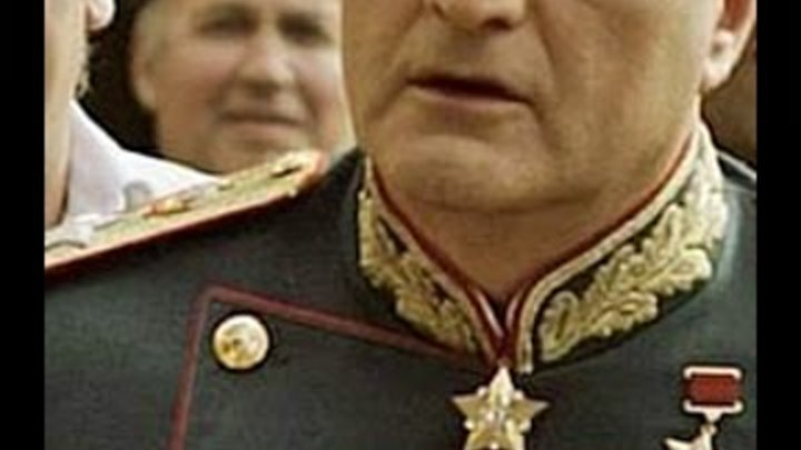 Сериал Жуков # 12 серия