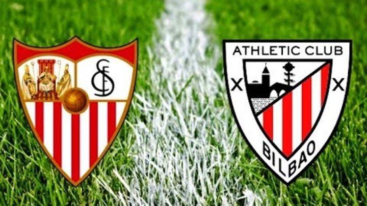 Атлетик Бильбао Севилья прямая трансляция обзор прогноз голы прямой эфир athletic Bilbao Sevilla li