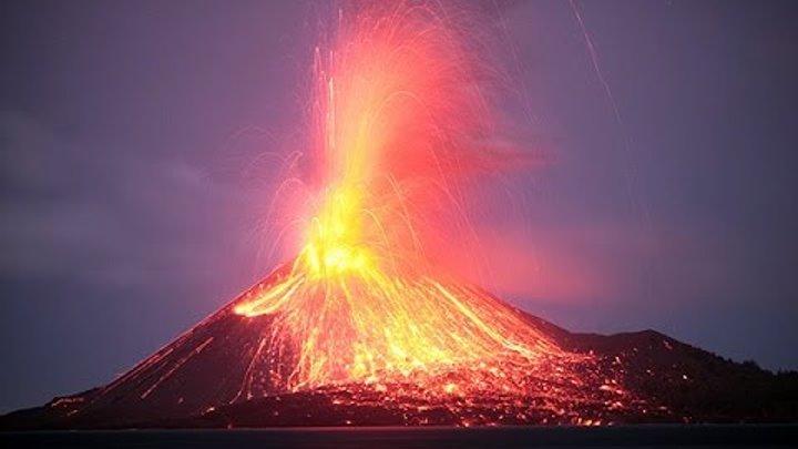 Извержение Кракатау ! Самые страшные катастрофы планеты! Дискавери документальные фильмы