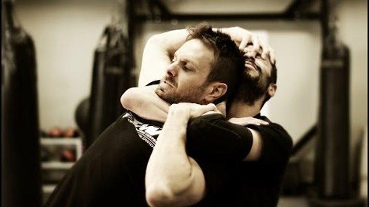 Rear Naked Choke : Krav Maga Technique : KMW KravMaga Self Defense w/ AJ Draven