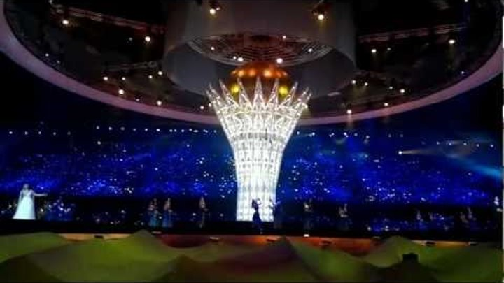 20 лет Независимости Казахстана. Астана Арена 16.12.11