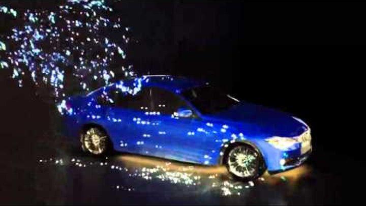 Презентация BMW 3 серии в Москве
