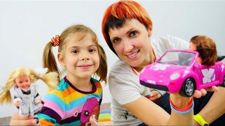 Капуки кануки Маша и Элис. Дочки матери. Игры для девочек. Видео для детей