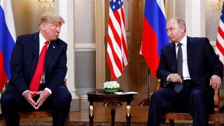"Почему тема встречи Путина и Трампа — ""обмен Сирии на Украину"""
