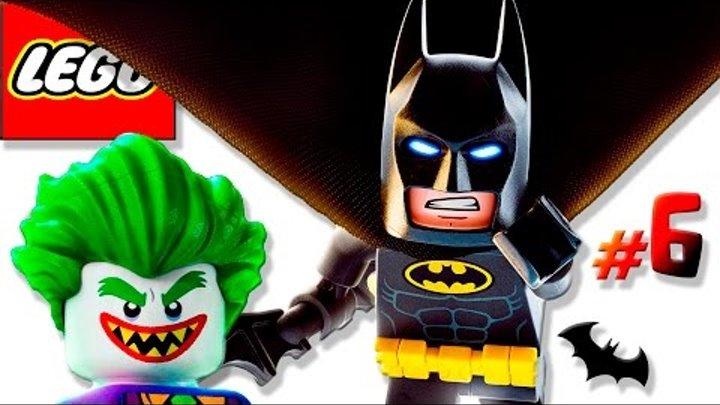 😁😂😄 Как бэтмен в джокера переоделся [6] мультик игра | видео для детей | Кот Семен Плей