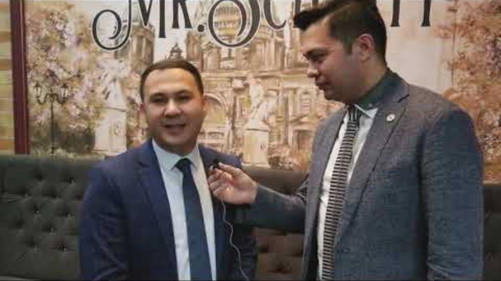 Doston Ubaydullayev & MrOtabekTv (Otabek Mahkamov intervyusi).