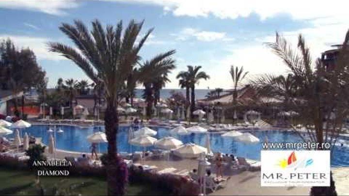 Annabella Diamond Hotel & Spa Alanya 5*