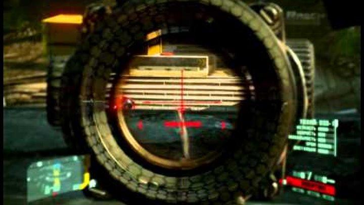 Crysis 2 Прохождение (Миссия 10 часть 1)
